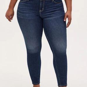 Torrid skinny jeans sz 18R